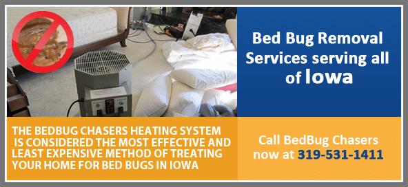 Burlington Ia Bed Bug Removal Heat Specialists