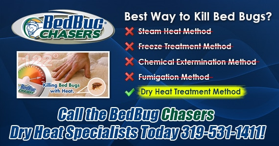 Best Bed Bug Heat Treatment in Fort Dodge IA