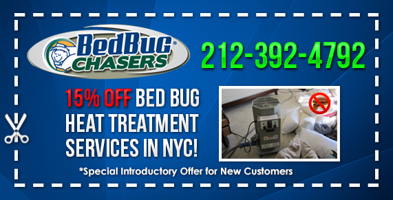 15% Off Bed Bug Heat Treatment Services NY NJ NYC Manhattan Brooklyn Staten Island Queens Long Island City Bronx Westchester Rockland Staten Island NY