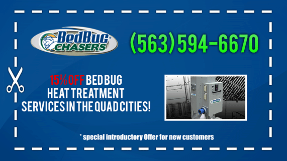 bed bug heat treatment Knox County IL, bed bug images Knox County IL, bed bug exterminator Knox County IL