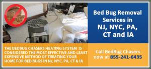 Bed Bug Heat Treatments NJ, NYC, CT, PA, IA, FL